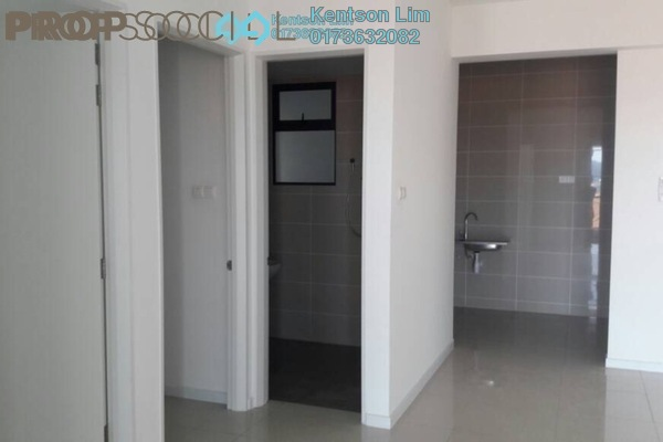 Serviced Residence For Sale in Fortune Perdana Lakeside, Kepong Freehold Unfurnished 3R/2B 535k