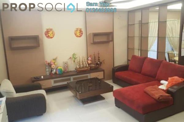 For Rent Terrace at Taman Festival, Pulau Tikus Freehold Fully Furnished 5R/4B 2.8k