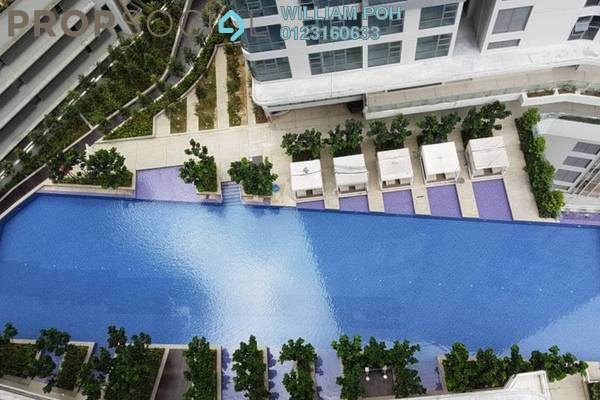 Condominium For Sale in The Robertson, Pudu Freehold Fully Furnished 1R/1B 915k