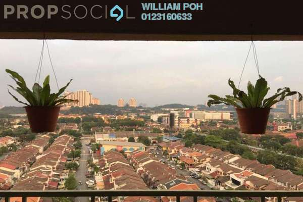 Condominium For Rent in Palmville, Bandar Sunway Freehold Fully Furnished 3R/2B 2.95k
