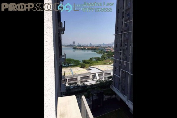 Condominium For Rent in The Wharf, Puchong Freehold Fully Furnished 1R/1B 1.25k