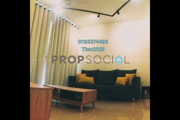 Condominium For Rent in Ascenda Residence @ SkyArena, Setapak Freehold Fully Furnished 3R/2B 2.5k
