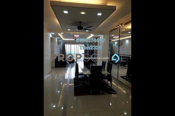 Condominium For Rent in Prima Setapak II, Setapak Freehold Fully Furnished 3R/2B 2k
