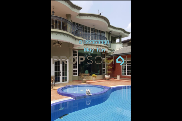 Villa For Sale in Tropicana Golf & Country Resort, Tropicana Freehold Semi Furnished 6R/6B 5.5m