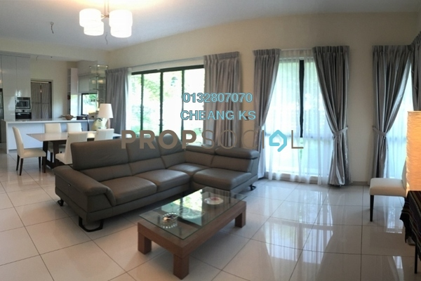 Superlink For Sale in East Ledang, Iskandar Puteri (Nusajaya) Freehold Fully Furnished 4R/6B 1.35m