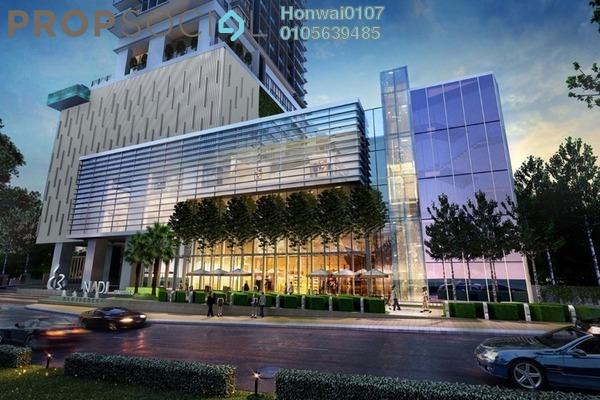 Condominium For Rent in Nadi Bangsar, Bangsar Freehold Fully Furnished 1R/1B 2.5k