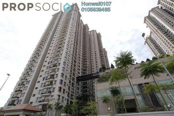 Condominium For Rent in Sri Putramas II, Dutamas Freehold Fully Furnished 3R/2B 2.2k