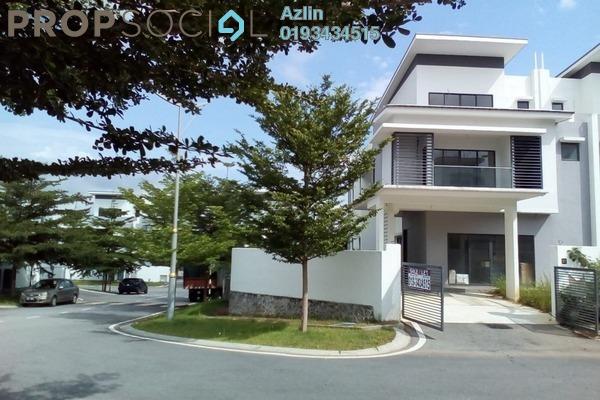 Semi-Detached For Rent in Kayumanis Garden Villa, Kajang Freehold Semi Furnished 5R/6B 3.5k