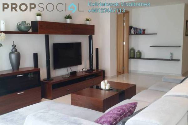 Condominium For Sale in Verticas Residensi, Bukit Ceylon Freehold Fully Furnished 4R/4B 2.1m
