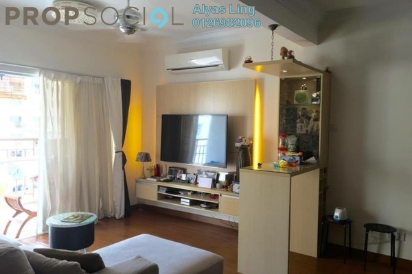 Condominium For Sale in Aseana Puteri, Bandar Puteri Puchong Freehold Fully Furnished 3R/2B 730k