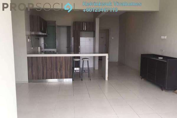 Condominium For Sale in Casa Indah 2, Tropicana Freehold Semi Furnished 4R/3B 660k