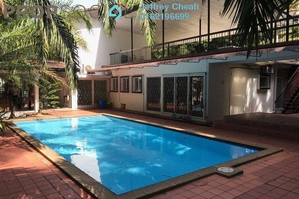 独立式洋房 单位出租于 Bukit Tunku, Kenny Hills Freehold Semi Furnished 5R/5B 11.0千