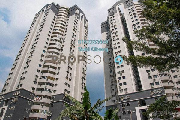 Condominium For Sale in Bukit Pandan 2, Pandan Perdana Freehold Unfurnished 2R/2B 365k