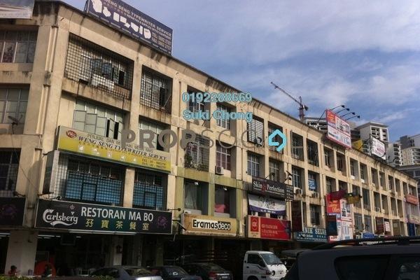 Apartment For Sale in Pusat Bandar Puchong Industrial Park, Pusat Bandar Puchong Freehold unfurnished 3R/1B 188k