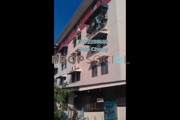 Apartment For Sale in Pandan Jaya, Pandan Indah Freehold Unfurnished 2R/1B 235k