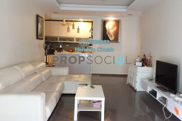 Semi-Detached For Sale in Green Street Homes, Seremban 2 Freehold Semi Furnished 3R/2B 700k