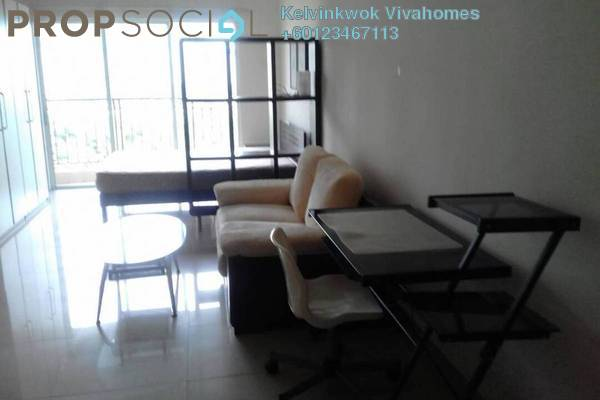 Condominium For Sale in Windsor Tower, Sri Hartamas Freehold Fully Furnished 1R/1B 450k