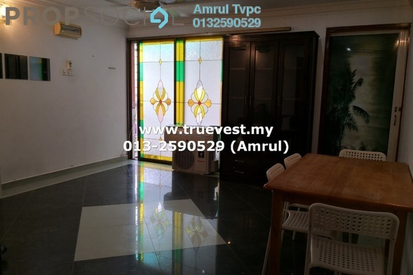 Apartment For Rent in Desa Pandan Apartment, Desa Pandan Freehold Fully Furnished 3R/2B 1.25k