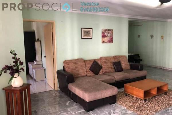 Condominium For Rent in Endah Villa, Sri Petaling Freehold Fully Furnished 3R/2B 1.6k
