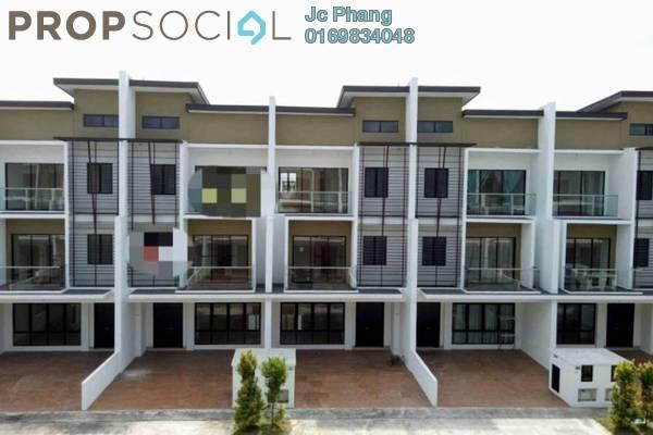 Terrace For Sale in Anggun 3, Rawang Freehold Unfurnished 5R/5B 750k