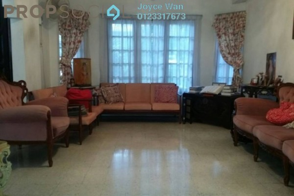 For Sale Terrace at 10 Semantan, Damansara Heights Freehold Unfurnished 4R/3B 2.99m