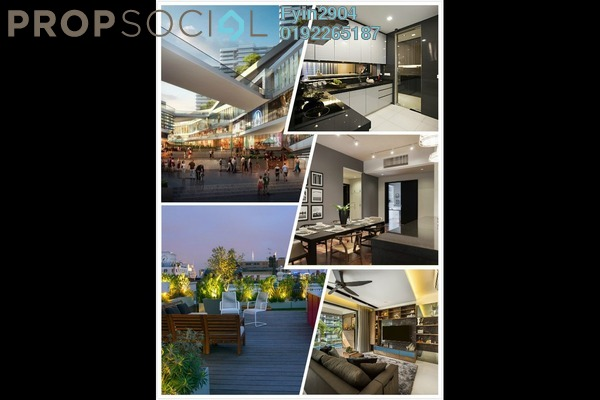 Condominium For Sale in Sungai Pelek, Sepang Freehold Semi Furnished 1R/1B 210k
