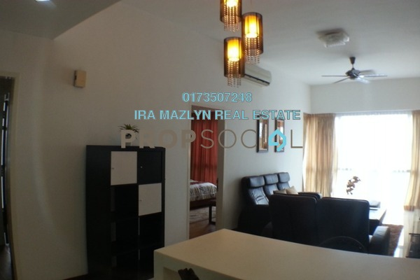 Condominium For Sale in Suasana Sentral Loft, KL Sentral Freehold Fully Furnished 1R/1B 1.25m