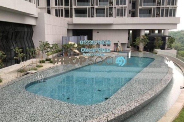 Condominium For Sale in Twin Arkz, Bukit Jalil Freehold Fully Furnished 2R/2B 1.25m