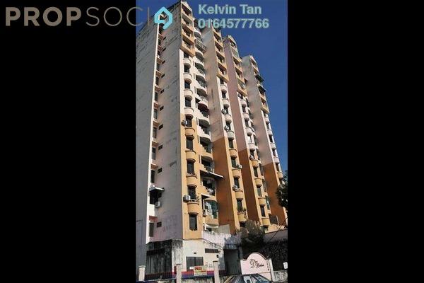 Apartment For Rent in Desa Bistari, Damansara Heights Freehold Semi Furnished 3R/2B 800translationmissing:en.pricing.unit