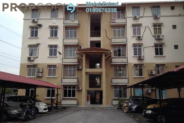 Apartment For Sale in Mutiara Perdana, Bandar Sunway Freehold Semi Furnished 3R/2B 330k