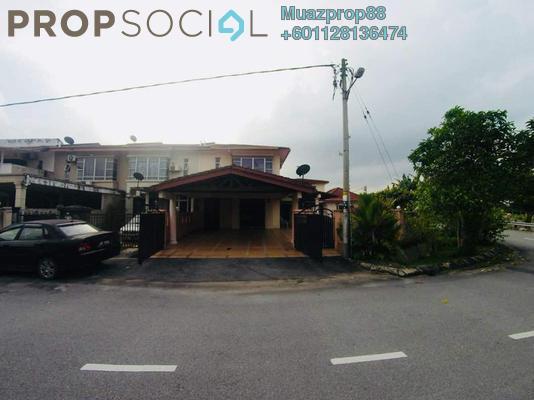 Terrace For Sale in Bandar Tasik Kesuma, Semenyih Freehold Semi Furnished 4R/3B 600k