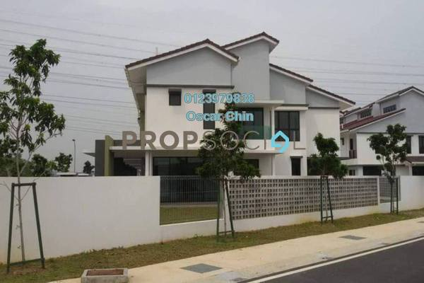 Condominium For Sale in Bandar Bukit Tinggi 1, Klang Freehold Unfurnished 4R/3B 1.15m