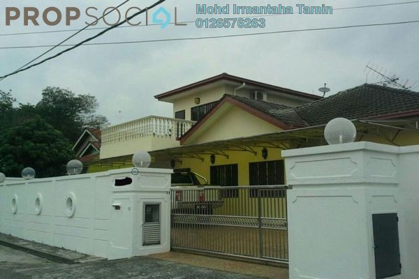 Bungalow For Sale in Section 3, Petaling Jaya Freehold Semi Furnished 5R/3B 1.45m
