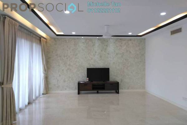 Condominium For Rent in Hampshire Park, KLCC Freehold Semi Furnished 3R/5B 10k