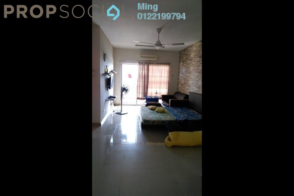 Condominium For Rent in Kuchai Avenue, Kuchai Lama Freehold Fully Furnished 3R/2B 1.6k