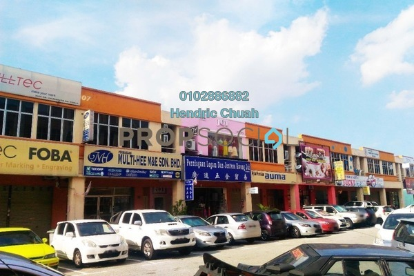 Shop For Sale in Oakland Commercial Centre, Seremban Freehold Unfurnished 1R/1B 760k