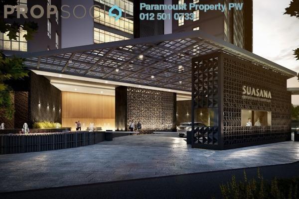 Condominium For Sale in Suasana @ Utropolis Batu Kawan, Batu Kawan Freehold Unfurnished 2R/2B 500k