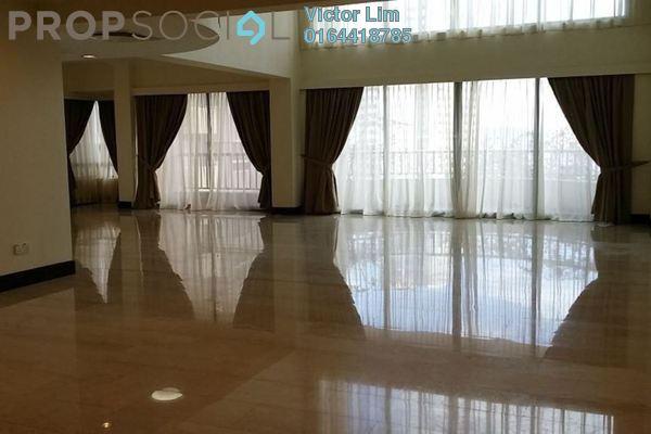 For Rent Condominium at Regency Tower, Bukit Ceylon Freehold Semi Furnished 4R/4B 12k
