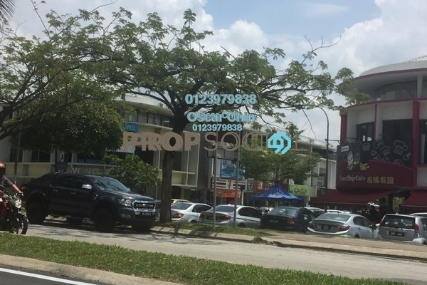 Shop For Rent in Aked Esplanad, Bukit Jalil Freehold Semi Furnished 0R/0B 2.8k