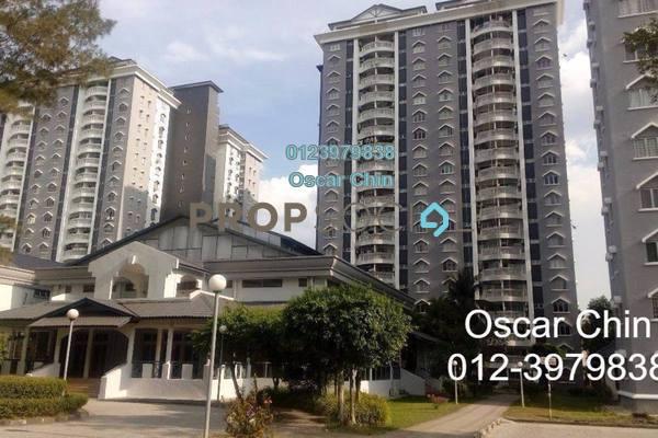 Condominium For Sale in Endah Villa, Sri Petaling Freehold Fully Furnished 3R/2B 460k