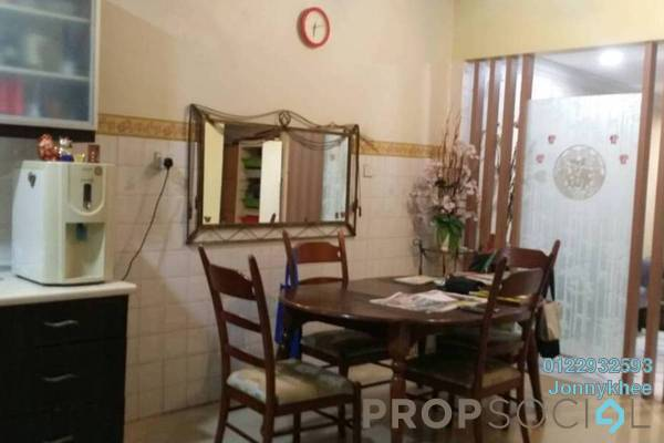 Terrace For Sale in SD9, Bandar Sri Damansara Freehold Fully Furnished 3R/3B 1.08m