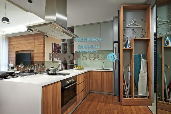 Condominium For Sale in The Potpourri, Ara Damansara Freehold Fully Furnished 2R/2B 970k