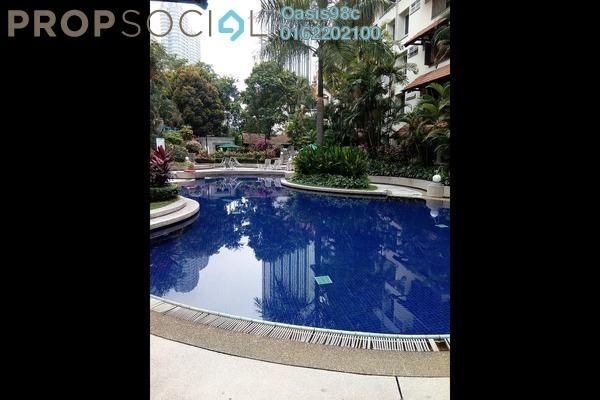 Condominium For Sale in Desa Angkasa, Ampang Hilir Freehold Unfurnished 3R/3B 1.6m
