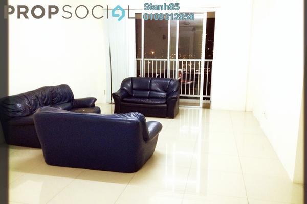 Condominium For Rent in Platinum Lake PV15, Setapak Freehold Semi Furnished 4R/2B 2k