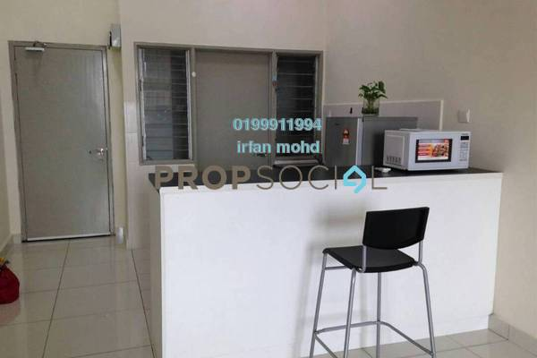 Condominium For Sale in Vue Residences, Titiwangsa Freehold Fully Furnished 2R/1B 550k
