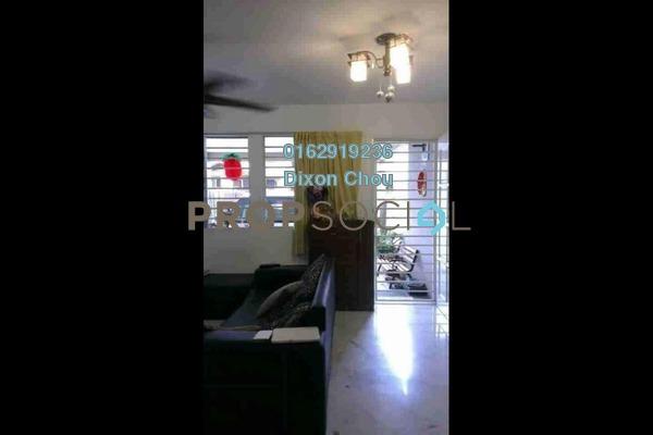 Terrace For Sale in Taman Menjalara, Bandar Menjalara Freehold Semi Furnished 3R/2B 628k