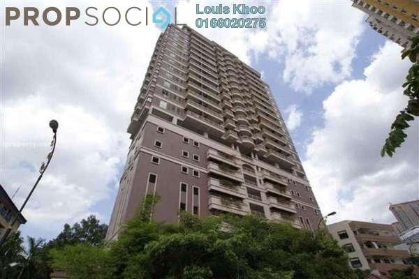Condominium For Sale in Casa Mutiara, Pudu Freehold Fully Furnished 1R/1B 430k