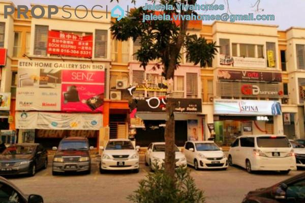 Shop For Rent in Setia Avenue, Setia Alam Freehold Semi Furnished 0R/1B 4.8k