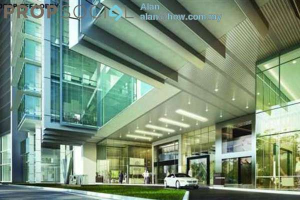 Office For Rent in KL Eco City, Mid Valley City Freehold Unfurnished 0R/0B 25.4k
