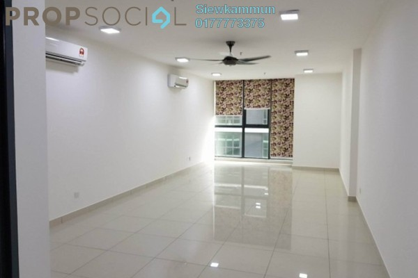 SoHo/Studio For Rent in Atria, Damansara Jaya Freehold Semi Furnished 1R/1B 1.3k
